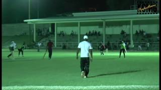 Highlights from cricket game between HSS and Bald Head Construction FINALS