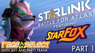 Starlink: Battle For Atlas feat STAR FOX - The Dojo (Let's Play) Part 1