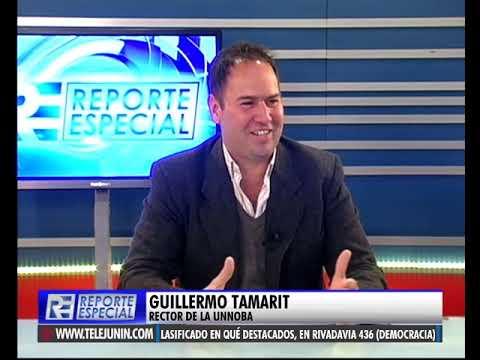 Entrevista con Guillermo Tamarit