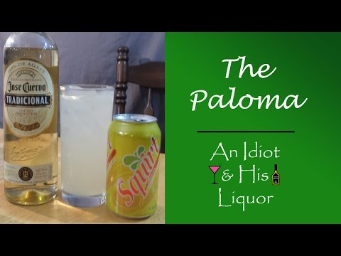 Love Tequila, But Tired of Margaritas? Try the Paloma Drink Recipe instead