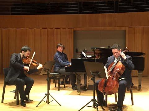 Trio Cladelari-Mas-Zigaran, La Usina del Arte, Buenos Aires, 2018