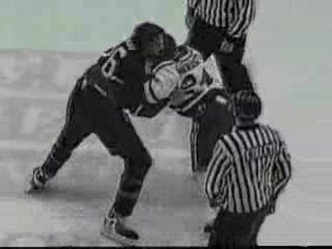 Jon Mirasty vs. Derek Boogaard