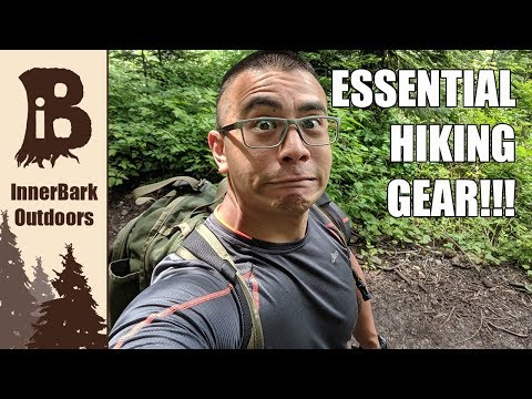 10 Things You NEED For Hiking | ESSENTIAL HIKING GEAR