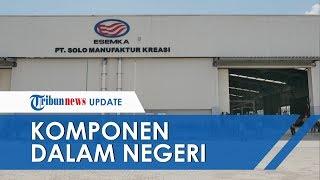 Pemasok Komponen Produk Perdana Esemka, Tercatat Sebagian Besar dari Perusahaan di Indonesia