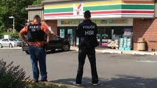 7-Eleven Shops Raided By Homeland Security In Human Smuggling Probe