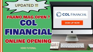 COL Financial Online Application | How to Register in COL Financial Account Online