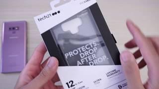 Tech21 Evo Check Case for the Samsung Galaxy Note 9!