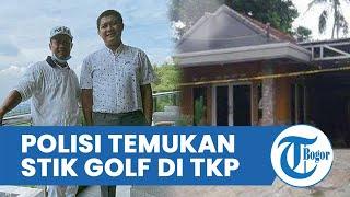 Polisi Temukan Stik Golf di TKP Pembunuhan di Subang, Tanyakan Kepemilikan Stik Golf ke Yosef