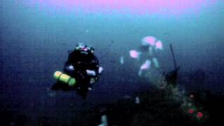 preview picture of video 'TEK DIVING WRECK SMS DRESDEN ISLAND ROBINSON CRUSOE 2012, IANTD'