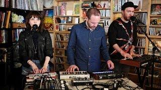 Chvrches: NPR Music Tiny Desk Concert