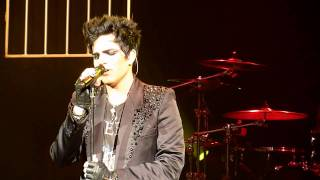 Adam Lambert A Loaded Smile River Rock 2010