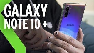 Samsung Galaxy Note 10+, Review: cada vez es MÁS DIFÍCIL destacar en la GAMA ALTA