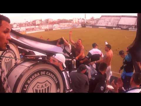"""""""La Barra De Caseros , Despues Del Partido"""" Barra: La Barra de Caseros • Club: Club Atlético Estudiantes"""