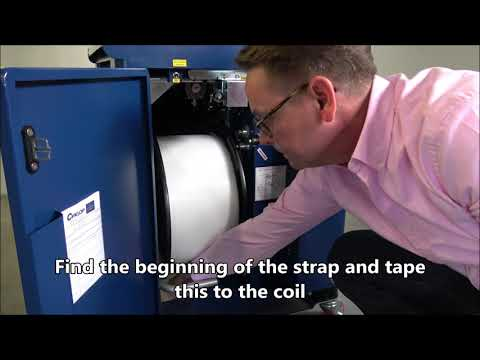 Ampag Speed: Removing strap