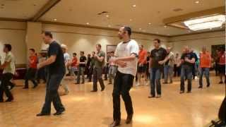 """Line Dance """"Rhyme Or Reason""""  to Sugarland's """"It Happens"""""""
