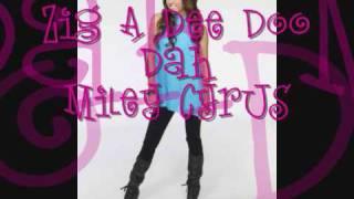 Zip a dee doo dah -Miley Cyrus (En Español)
