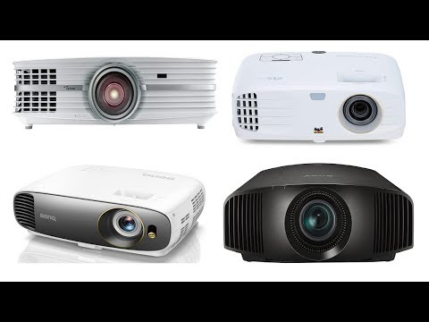 Top 4 Best 4K Projectors 2019