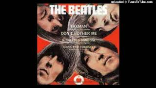Taxman - The Beatles