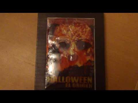 rob zombies halloween spanish bloodpack dvd