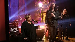 Hozier & Mavis Staples Perform 'Nina Cried Power'