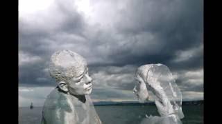 Anathema Angelika   - Dark clouds over the lake  Constance - June 2016