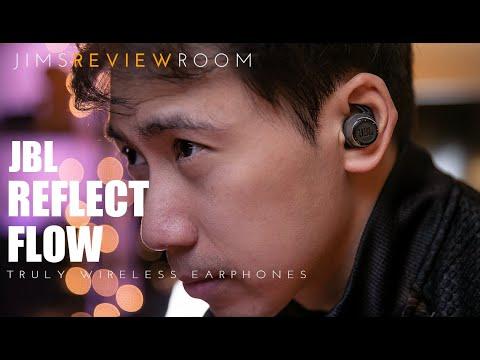 External Review Video hb1KnOT44nw for JBL Reflect Flow True Wireless Sport Headphones