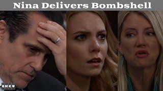 General Hospital Spoilers: Nina & Sonny Big Return, Nelle Secret Bombshell
