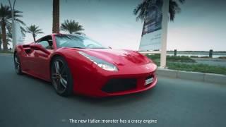 DT Test Drive — 720 HP Ferrari 488 GTB (2016)