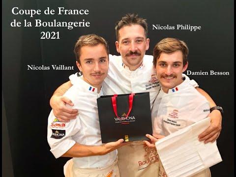 Coupe de France de la Boulangerie 2021.:. Bourgogne - Franche-Comté 2