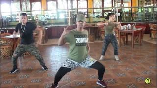 Boom Boom   Yenddi, Abraham Mateo Feat. De La Ghetto + Jon Z | Zumba Choreo By Emmanuel Torrez
