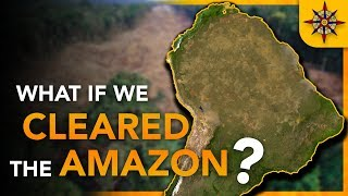 What If We CLEARED the Amazon?