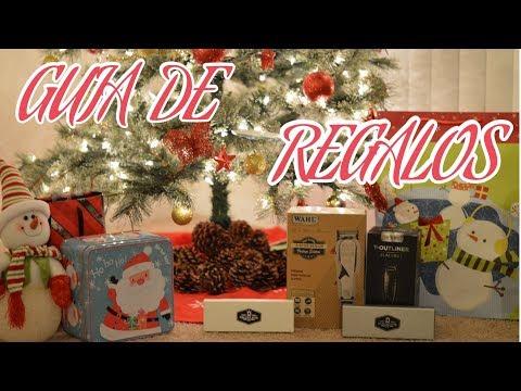 Navidad para barberos y Peluqueros - Guia de regalos