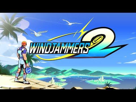 [PC] Windjammers 2 - Open Beta - bis repetita (gameplay - 60FPS)