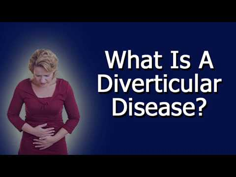 Video What Is a Diverticular Disease?