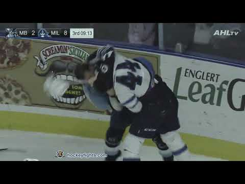 Tyler Gaudet vs. Brent Pedersen