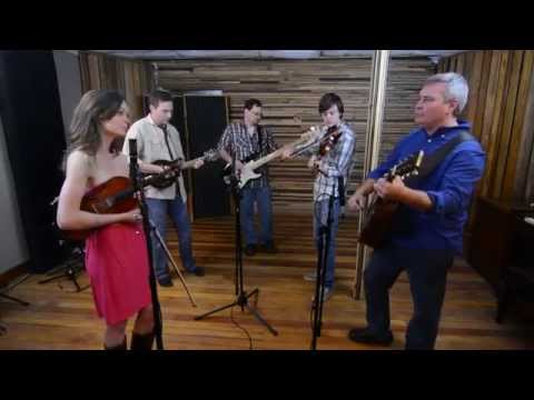 """Amanda and Scott Anderson Band Performs """"Weather With You"""" Live at Medusa Studios, Feb. 22, 2014."""