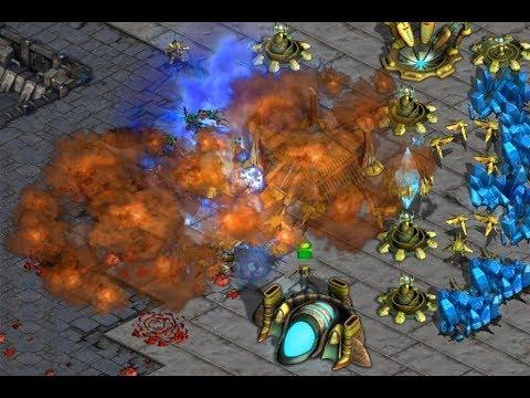 Jaedong (Z) v Sky (P) on Benzene 1.1 - StarCraft  - Brood War REMASTERED 2019