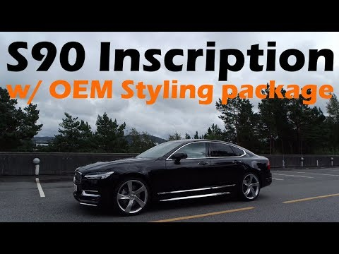 2017 Volvo S90 T5 Inscription: Interior & Exterior Tour!