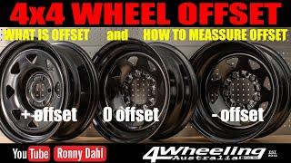 Wheel Rim Offset Explained