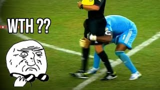 Funny Football Moments - Fails, Bloopers