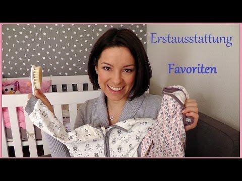 Meine Favoriten der Baby Erstausstattung | gabelschereblog
