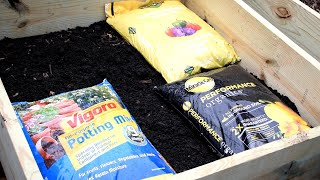 How to Start & Grow Your First Vegetable Garden E-2: An Inexpensive Way to Fill Your Garden Beds!