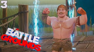 WWE 2K Battlegrounds - Укротитель аллигаторов #3