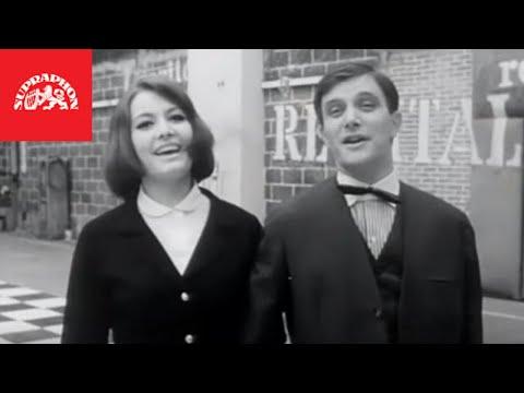 Semafor - Suchý & Šlitr, Vlasta Kahovcová - Labutí píseň (oficiální video)