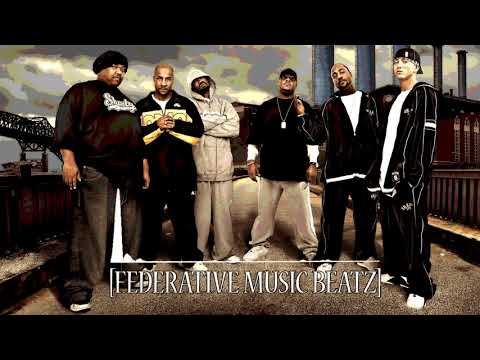 Eminem & D12 - Slow Your Roll (Instrumental, made by FEDERATIVE MUSIC BEATZ)