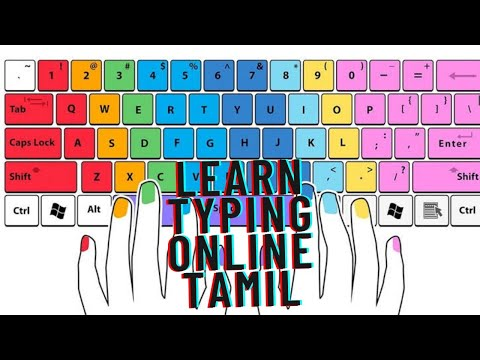 Easy way to learn typewriter in Tamil /typewriter tips  / typing bolt website review in Tamil
