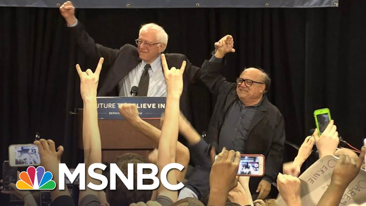 Celebrity Endorsement Impact On Political Races | Morning Joe | MSNBC thumbnail