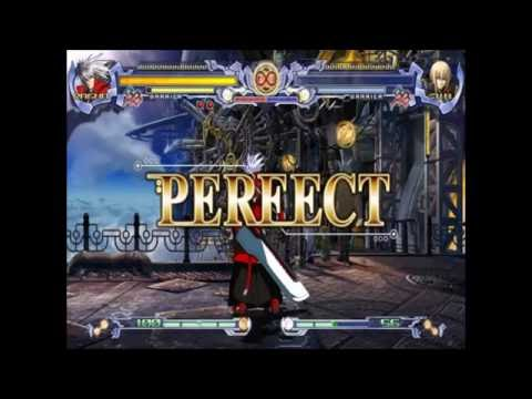 BlazBlue Chronophantasma Extend Ragna Arcade Quotes English