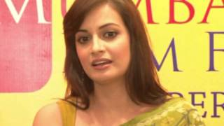Dia Mirza's Bengali Film 'paanch Adhyay' Dedicated To Her Mother