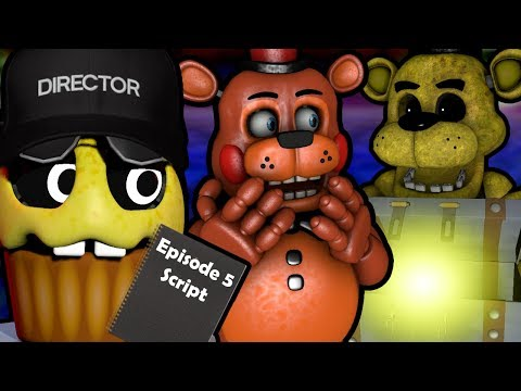 Reading the Script of the Lost [SFM FNAF] Episode 5!!!